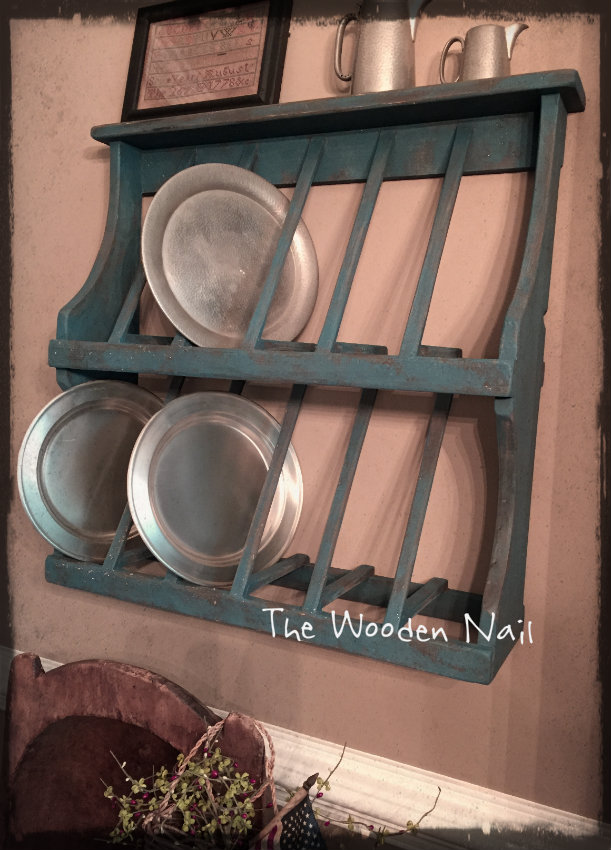 WN175 Prim Plate Rack