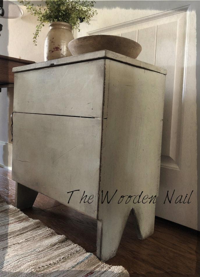 Wn181 Prim Feedbin Box Details The Wooden Nail